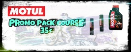 Pack course