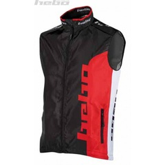 Gilet technique HEBO Rouge
